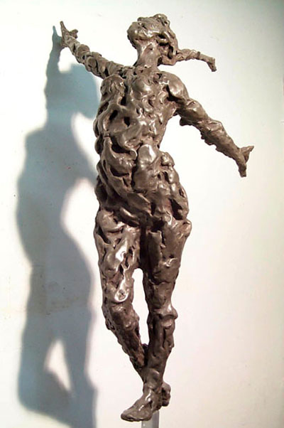 Nickel Silver Composite Sculpture in Atlanta, GA