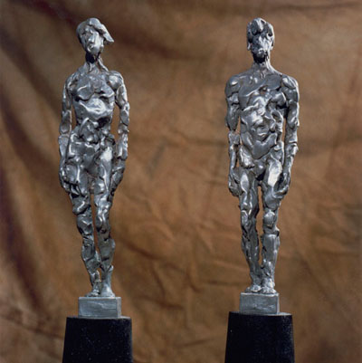 Figurative Bronze Sculptures in Georgia