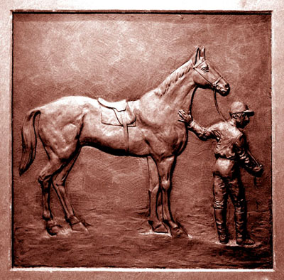 Bronze Relief Sculptures in Florida